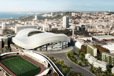 Nouveau Vélodrome Le Coût Pour La Ville De Marseille