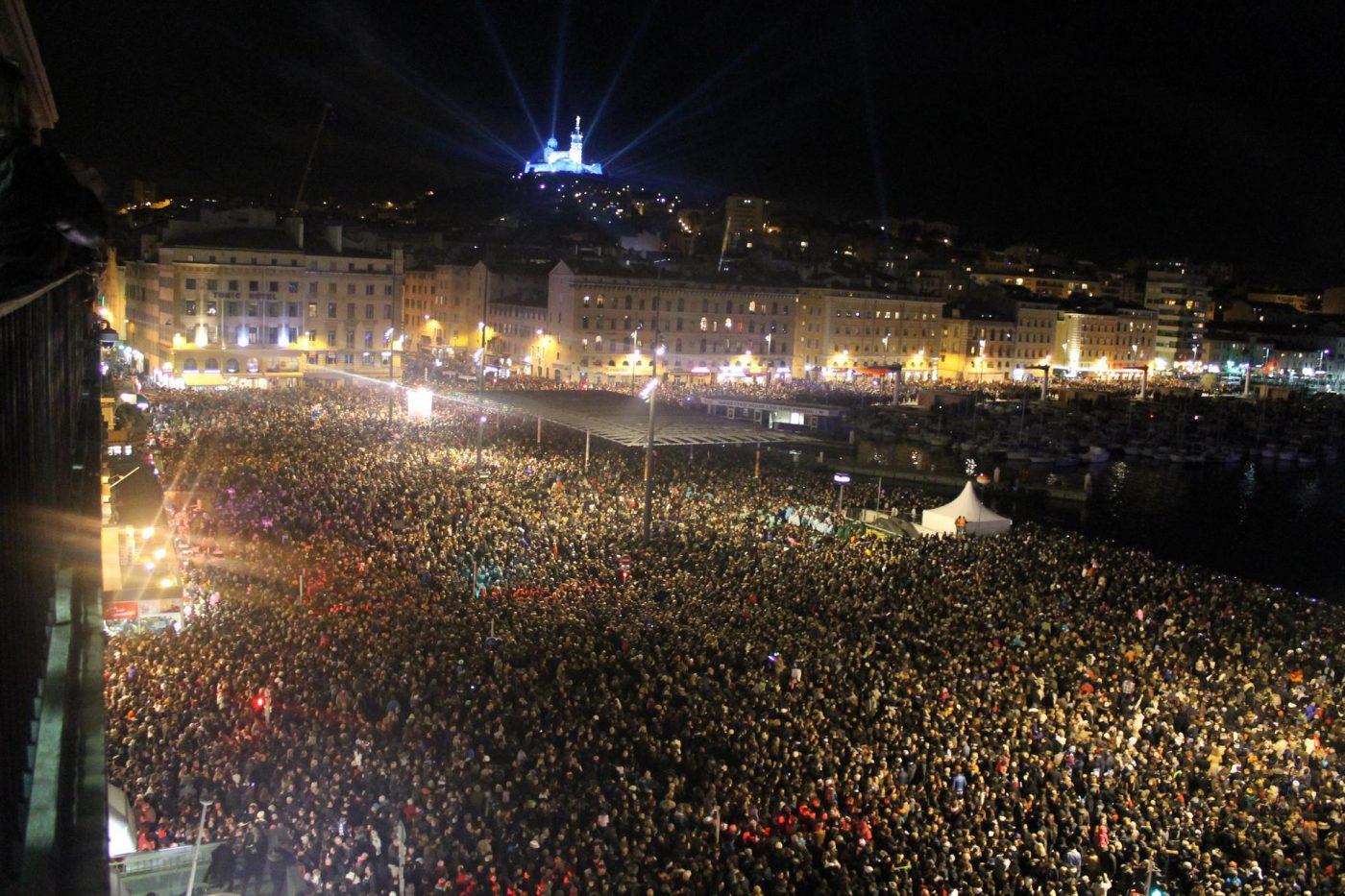Une f te de la musique plus d 39 un million d 39 euros est ce bien raisonnable marsactu - Boite de nuit marseille vieux port ...