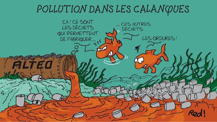le-ravi-dessin-alteo-pollution-calanques