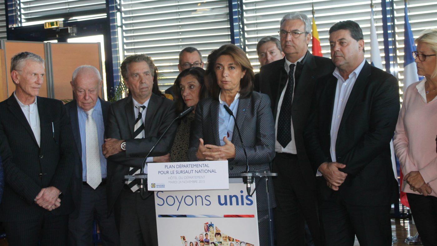 Avis De Rigueur Au Conseil Departemental 13