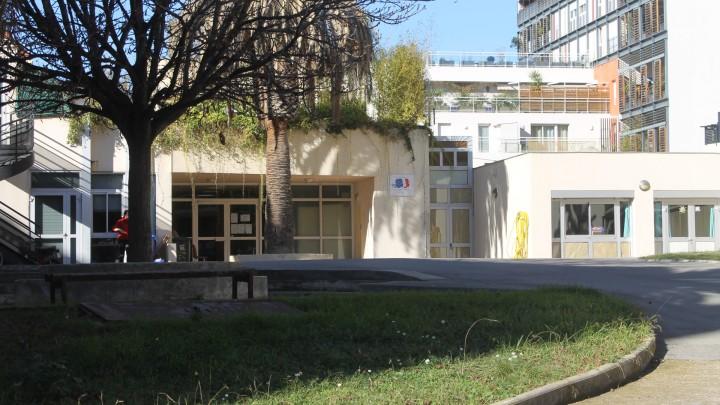 L'école Delphes (6e arrondissement), qui a bénéficié de 230 000 euros de travaux en 2015.