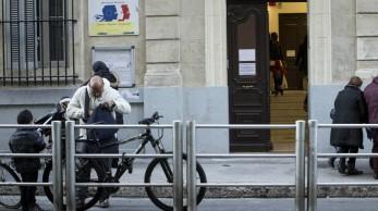 Sortie d'activités périscolaires, rue Saint-Savournin. Photo : Julia Rostagni
