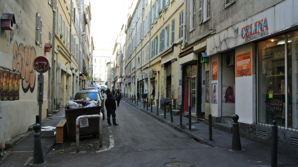 La rue Pollak sera en travaux de semi-piétonnisation à la fin 2016.