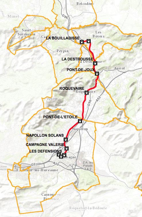 Martine Vassal vole au secours du Val Tram avec 30 millions d'euros 1