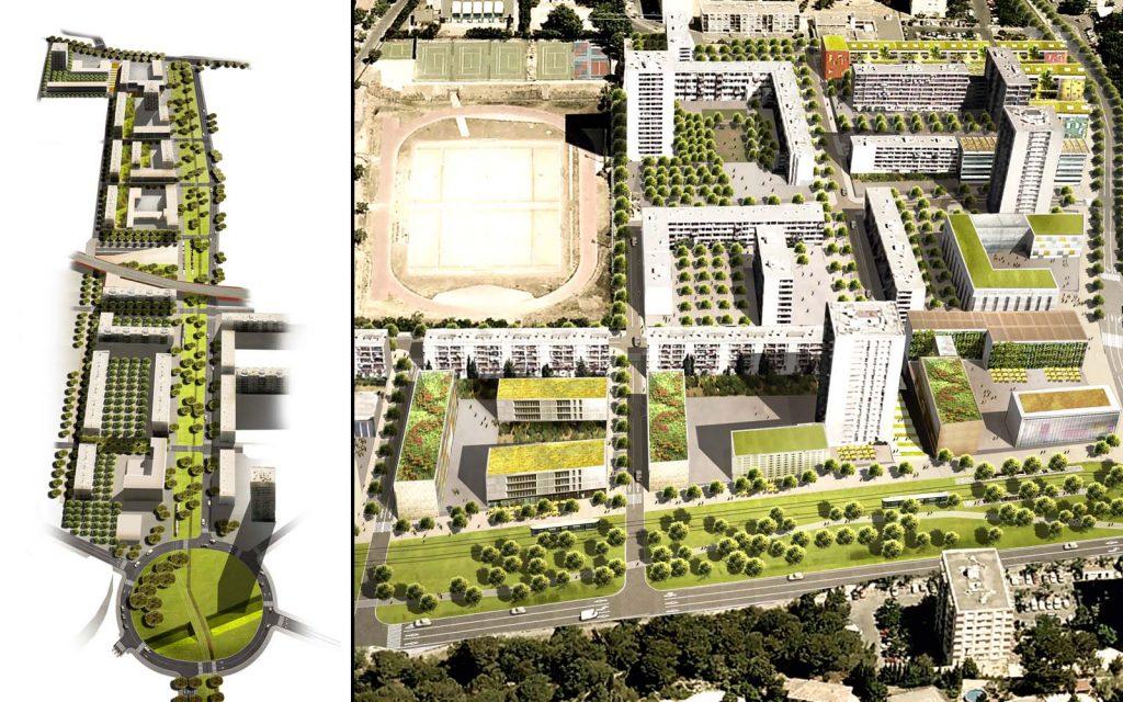 Image du cabinet Stoa mandaté en 2008 par la Ville de Marseille pour réaliser une mission d'étude.