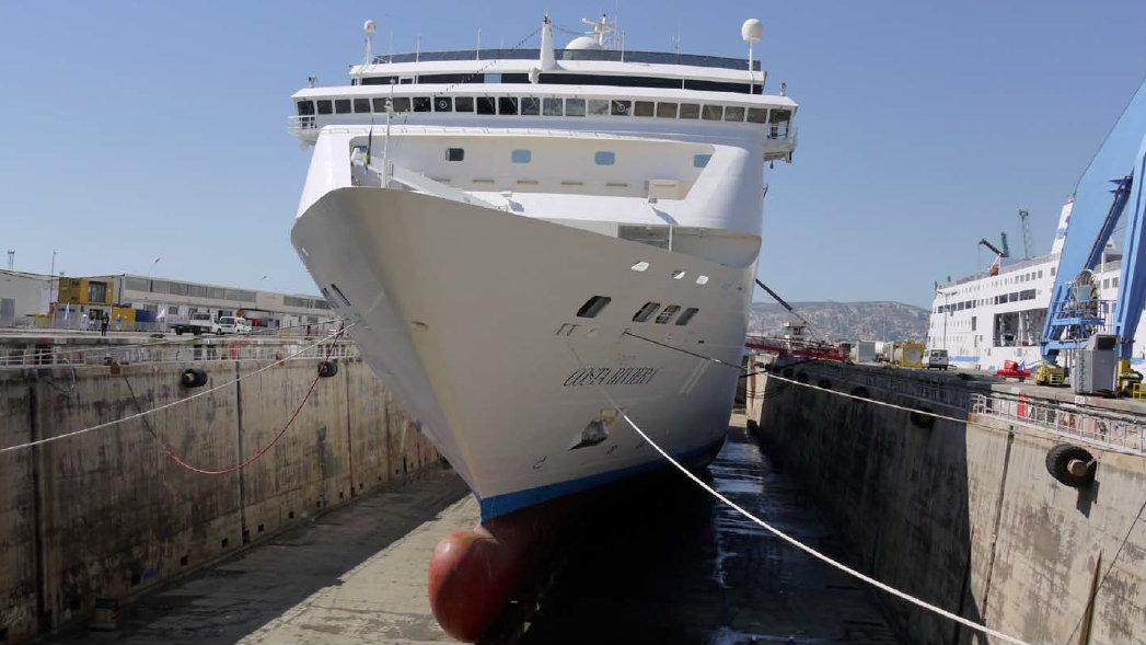 Non, la reparation navale se sauvera pas les emplois dans les bassins Est 1