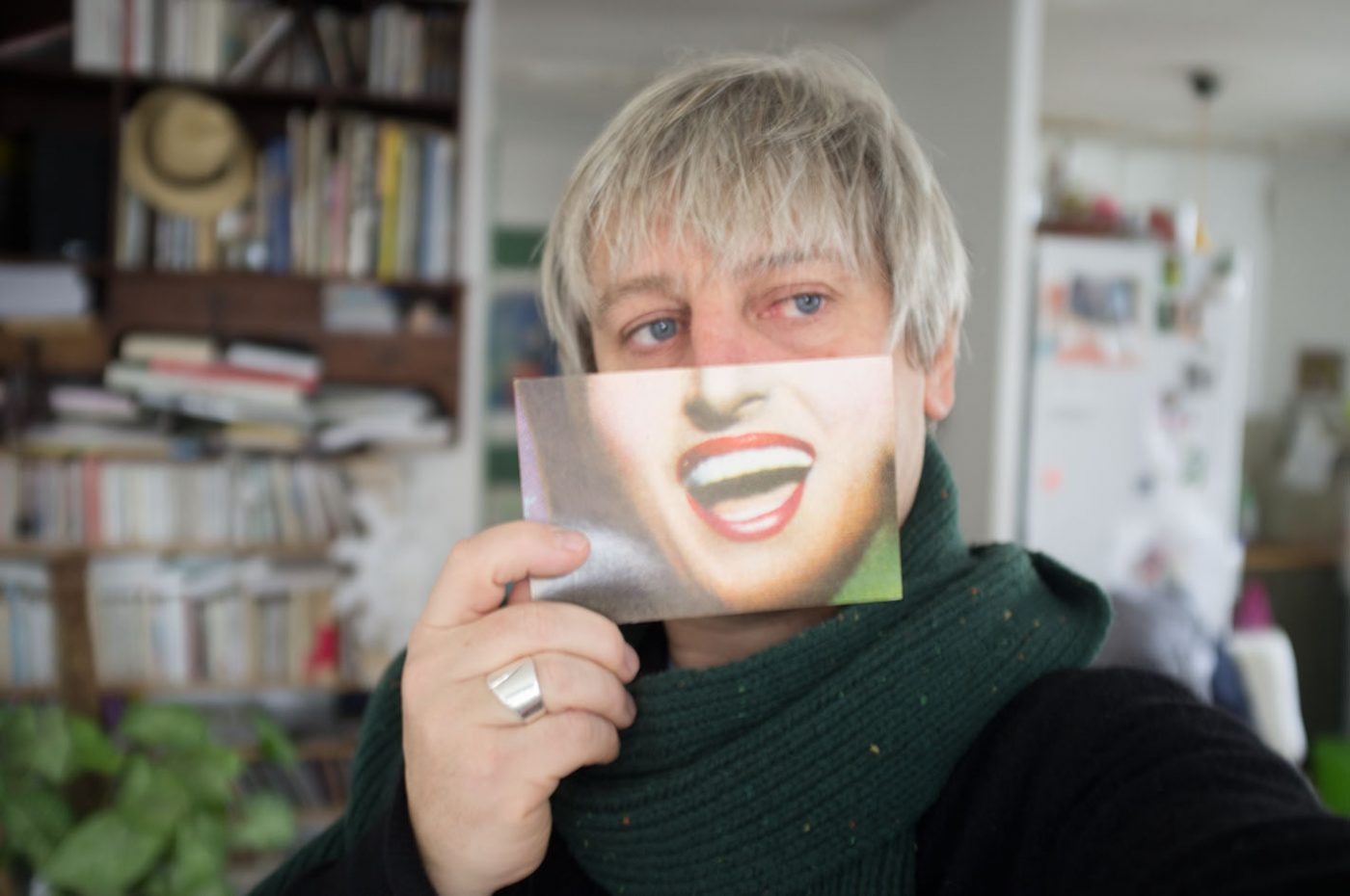Portrait de Franck Pourcel