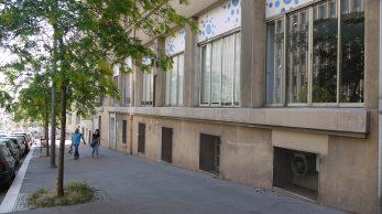 Le site de la garantie Jeunes, boulevard Charles Nédelec. (Photo: B.G.)