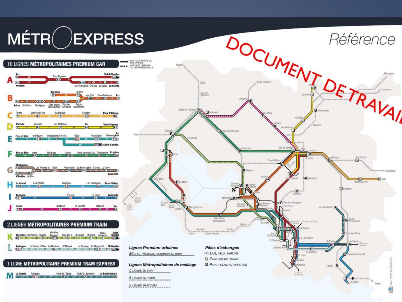 Metroexpress, le plan transports a 3 milliards de la metropole 1
