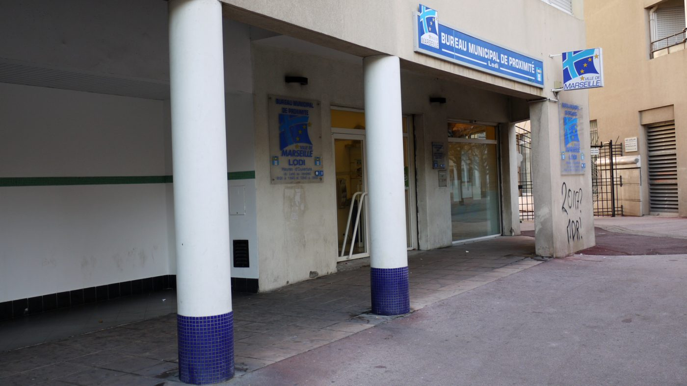 Bureau municipal de proximité marseille: police municipale site