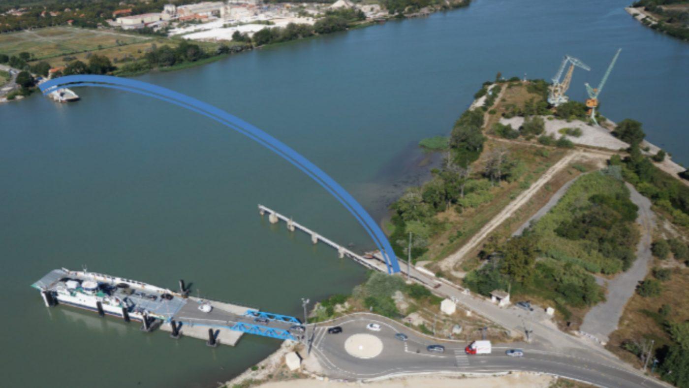 En camargue le d partement acc l re sur le projet de pont - Office du tourisme salin de giraud ...