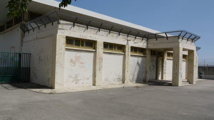 Gymnase de l'école La Viste ©AM