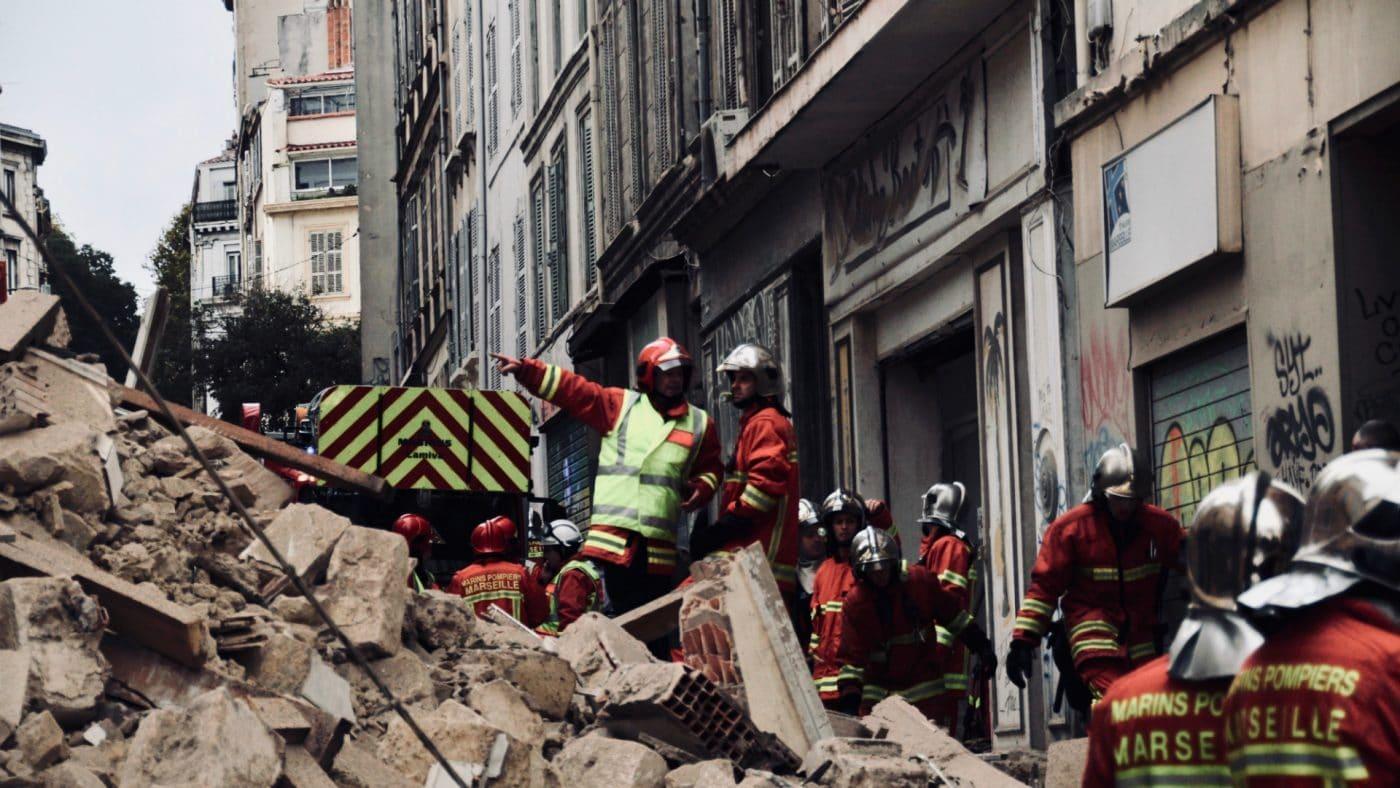 Une locataire d'un des immeubles effondrés de la rue d'Aubagne demande une indemnisation