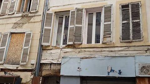 Devant les enquêteurs, les propriétaires du 65 rue d'Aubagne chargent Marseille habitat