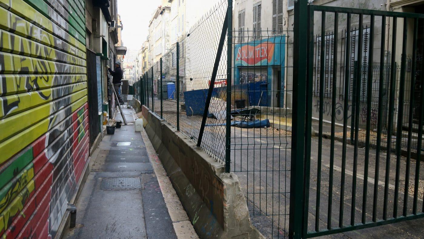 La mairie veut racheter trois nouveaux immeubles de la rue d'Aubagne