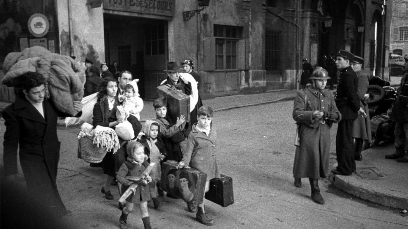 Rescapés de la rafle de Saint-Jean en 1943, ils ont perdu le quartier de  leur enfance | Marsactu