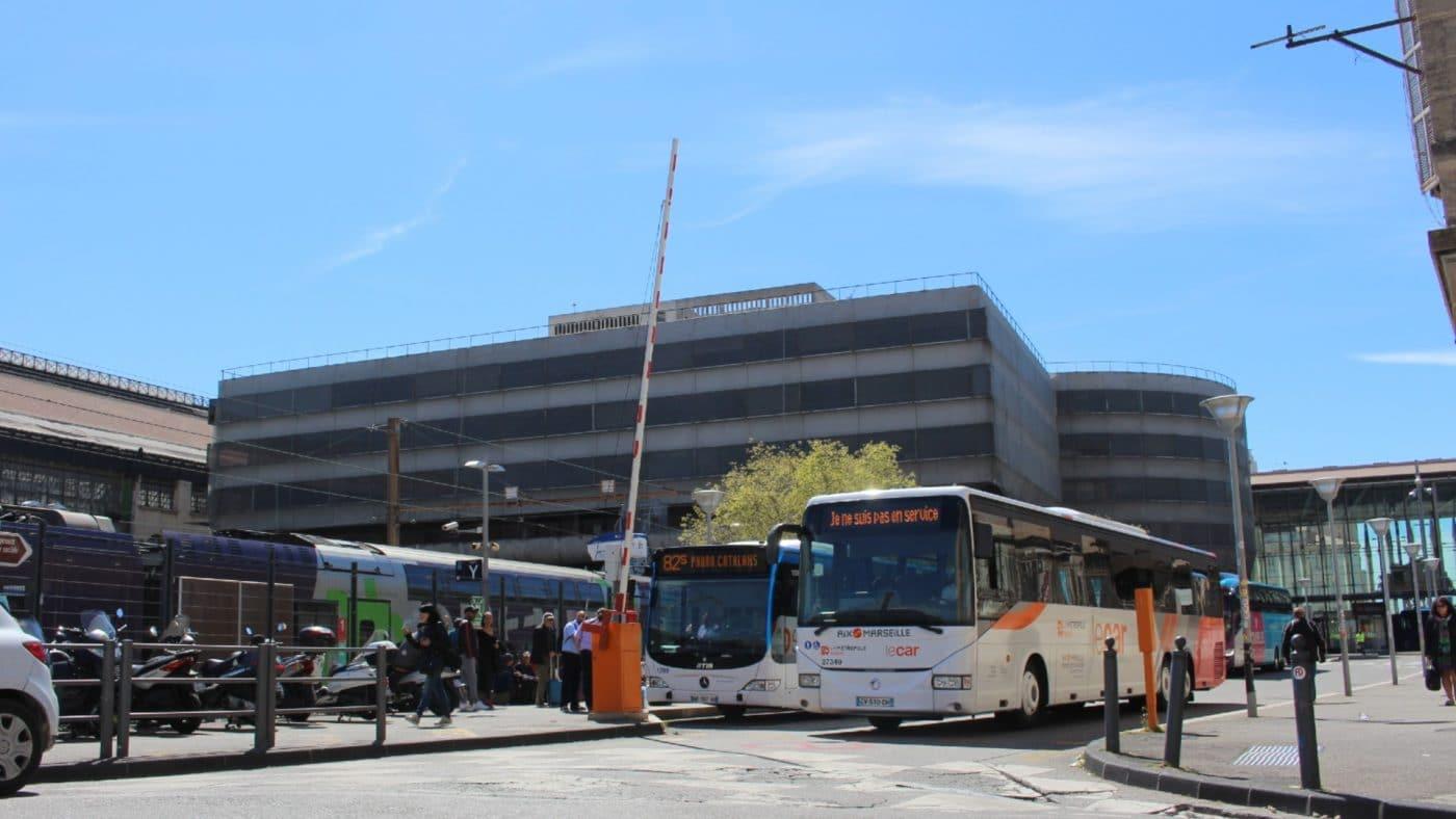 Le bâtiment fantôme de la gare Saint-Charles qui embarrasse la SNCF