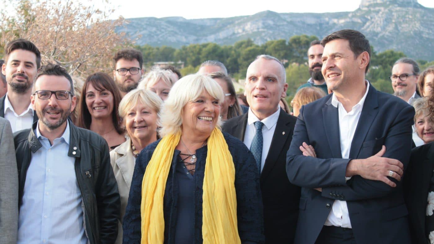 En rupture d'alliance avec la droite, Sylvia Barthélémy espère marcher sur Aubagne