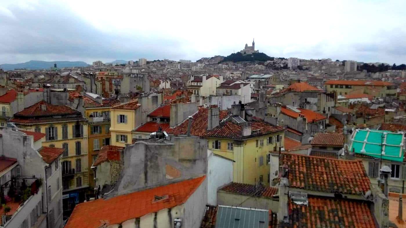 « L'habitat ancien n'est pas un problème, mais une chance pour Marseille »