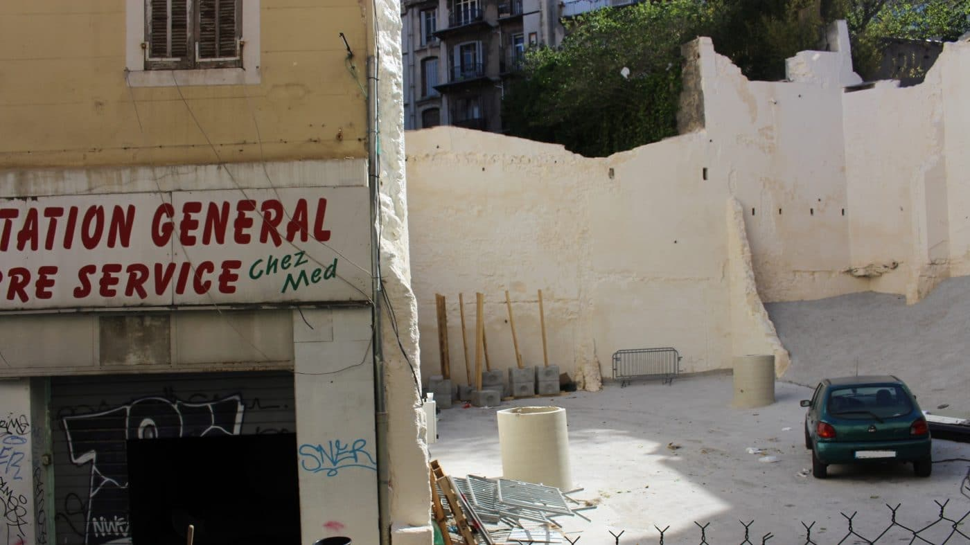 Des experts judiciaires pointent de nouveaux risques d'effondrement rue d'Aubagne