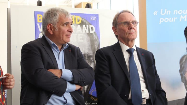 Berland (LREM) absorbe les listes Madrolle… sans Madrolle