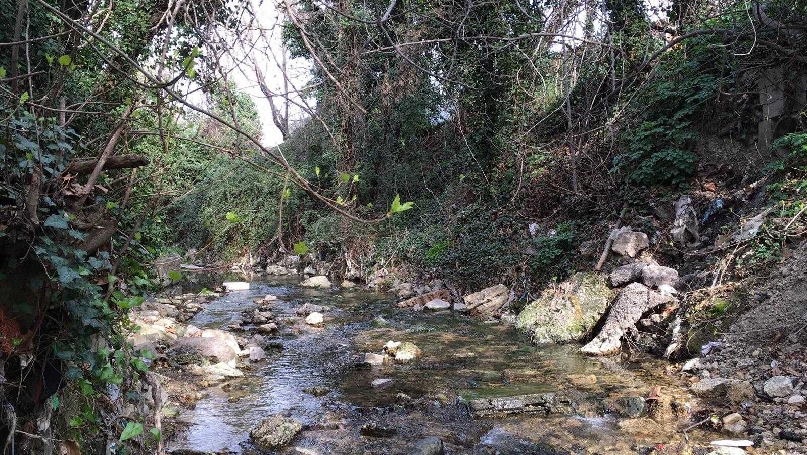 Le ruisseau des Aygalades est lui aussi pollué au chrome VI   Marsactu