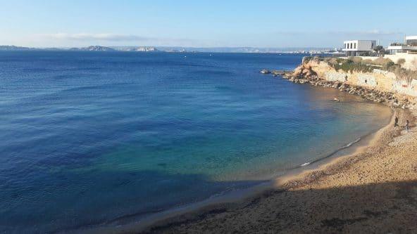 [Carte] La préfecture autorise l'ouverture des plages dans dix communes des Bouches-du-Rhône