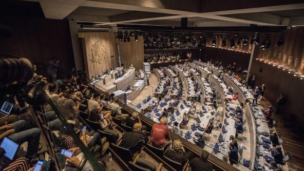 Revivez le conseil municipal de Marseille du 23 novembre 2020