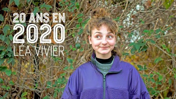 """Léa Vivier : """"Je n'ai pas envie que mon métier soit toute ma vie"""""""