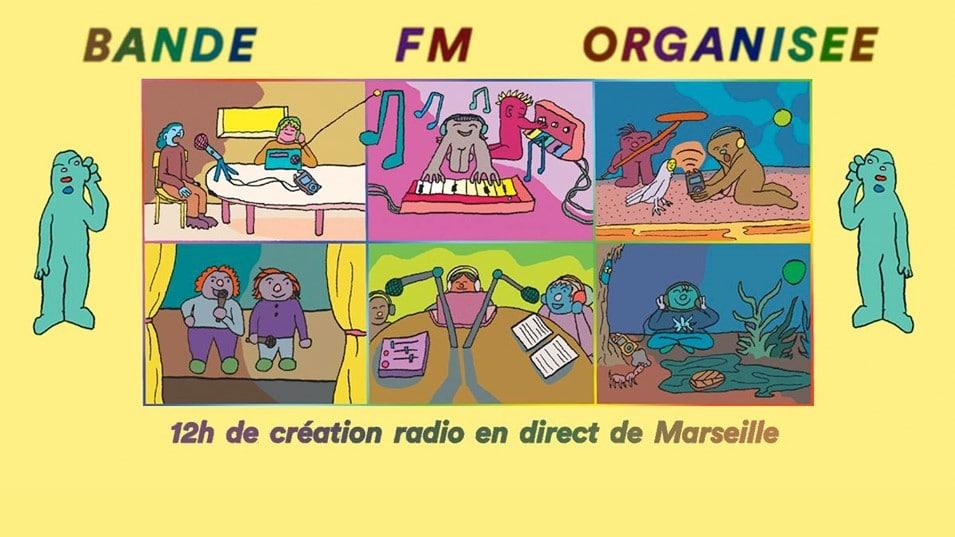 Bande FM organisée