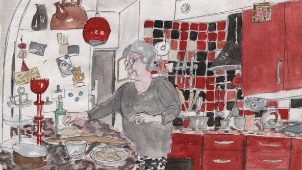 Les tartelettes de Carélie de Marja Järviö-Jolive