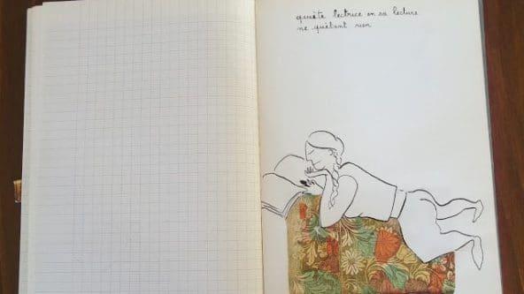 Michéa Jacobi met les lectrices dans un miroir