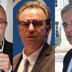 On a comparé les programmes des trois principaux candidats aux régionales