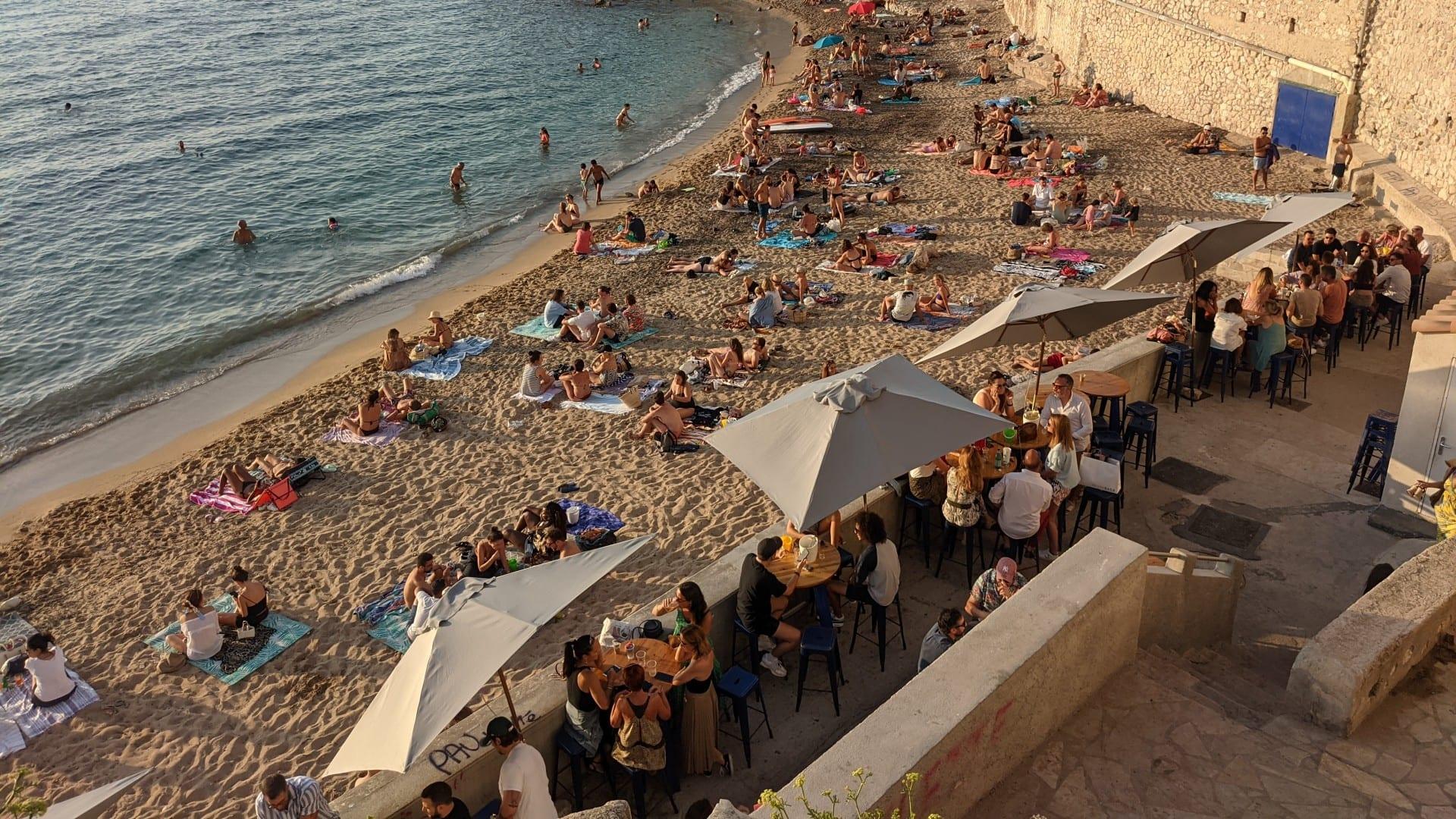 À Marseille, la privatisation du littoral déborde