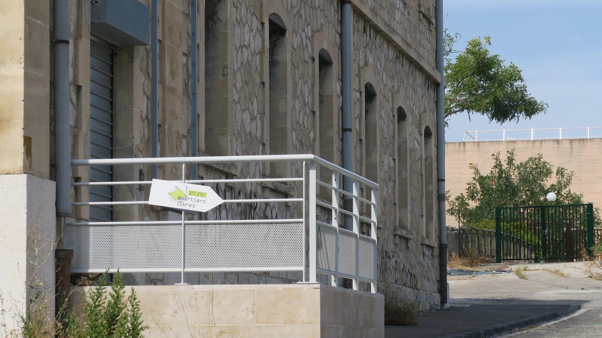 """Privé de maison dédiée, le projet urbain """"Quartiers libres"""" peine à exister"""