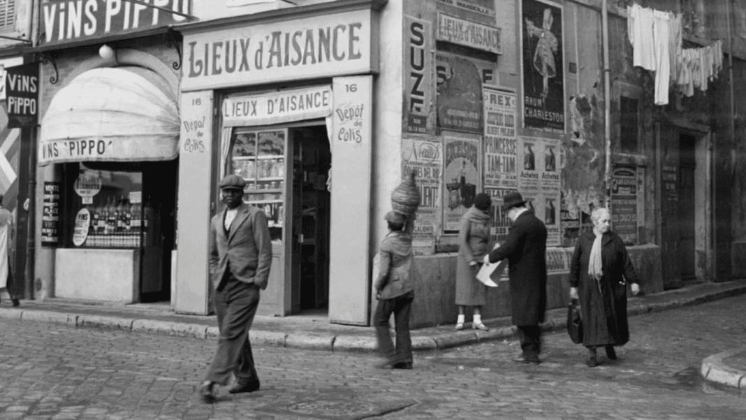 Scène de rue Marseille McKay