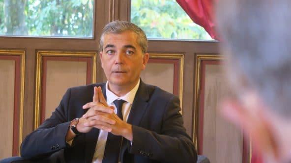 Laurent Carrié, le préfet envoyé pour faire avancer le plan Macron à Marseille